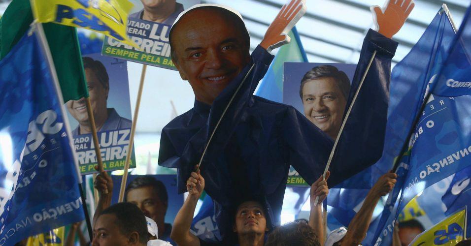 Convenção do PSDB na Bahia