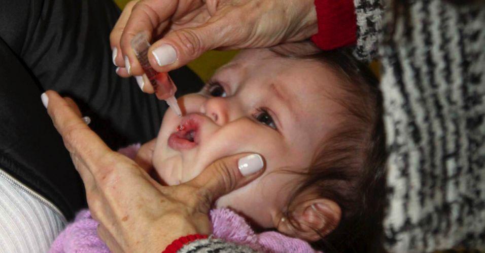 Vacinação em SP