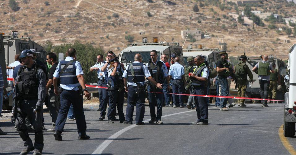 Crime na Cisjordânia