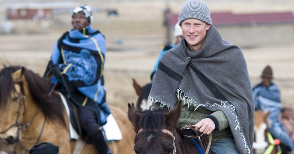 Príncipe em Lesoto