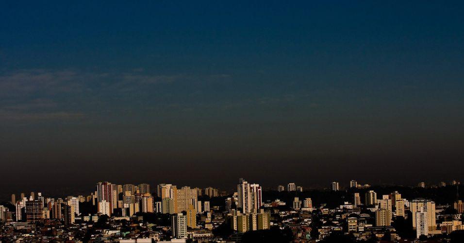 Poluição em São Paulo