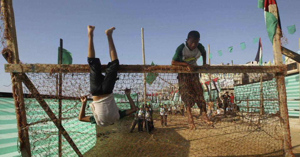Garotos de Gaza