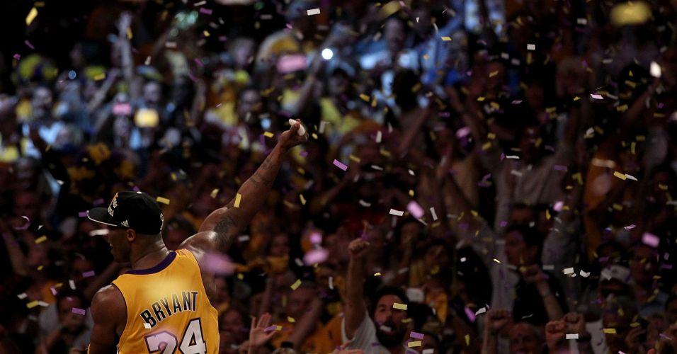 Vitória na NBA