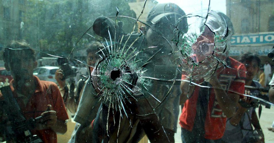 Violência no Paquistão