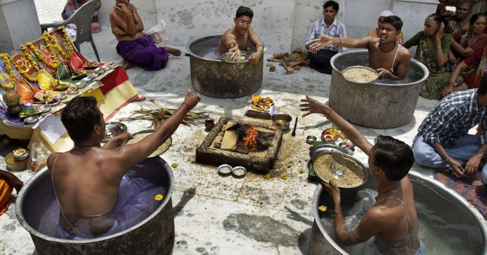 Ritual na Índia