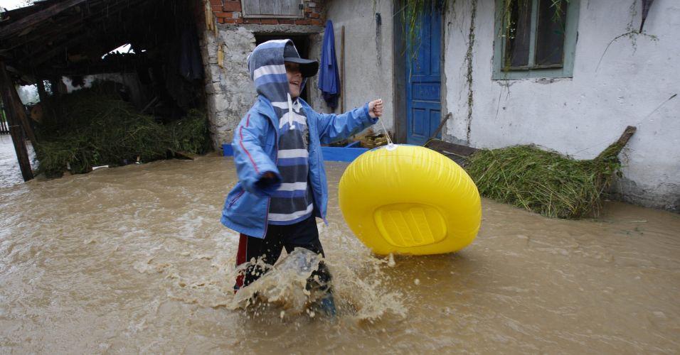 Chuva na Bósnia
