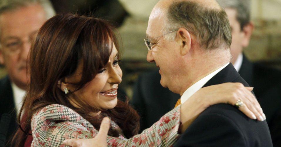 Novo ministro na Argentina