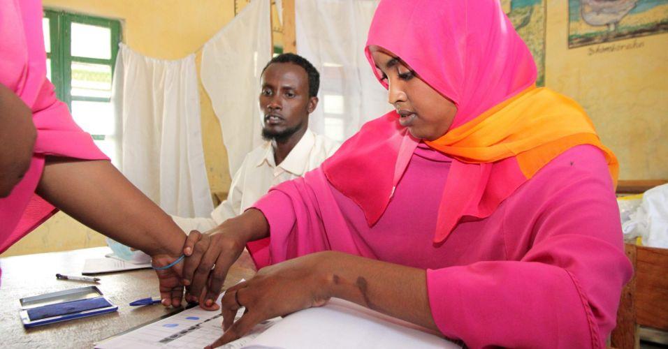 Eleições em Somalilândia