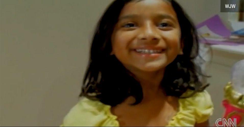Menina de 6 anos é suspeita de terrorismo
