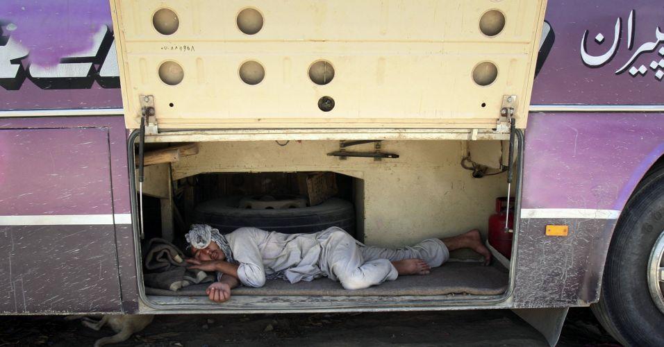 Soneca no Afeganistão