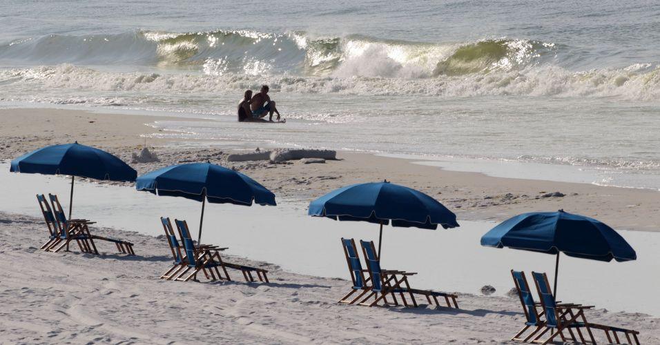Turismo prejudicado por vazamento