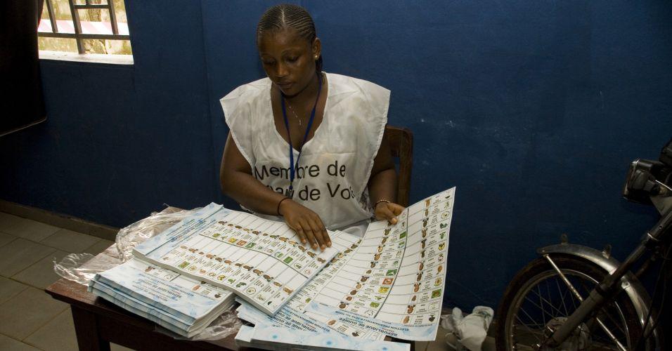 Eleição em Guiné
