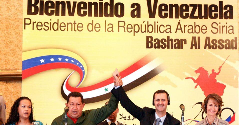 Reunião em Caracas