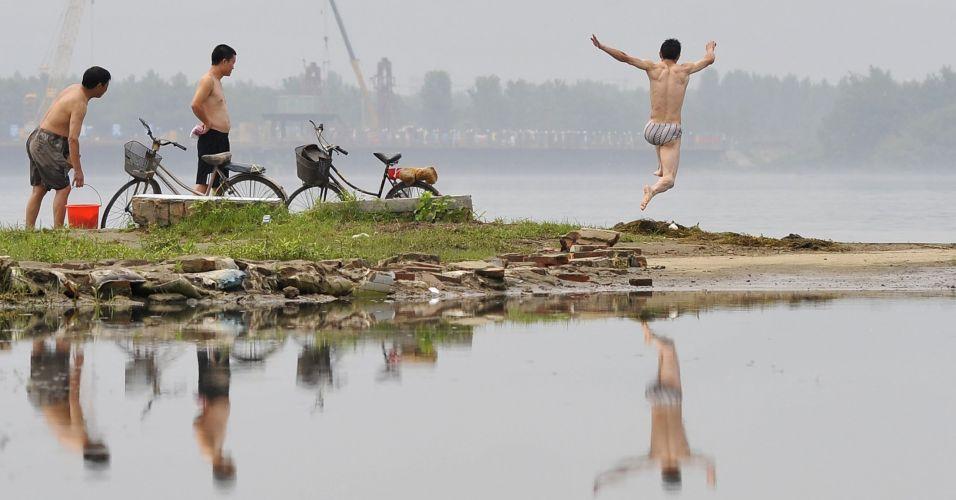 Calor na China
