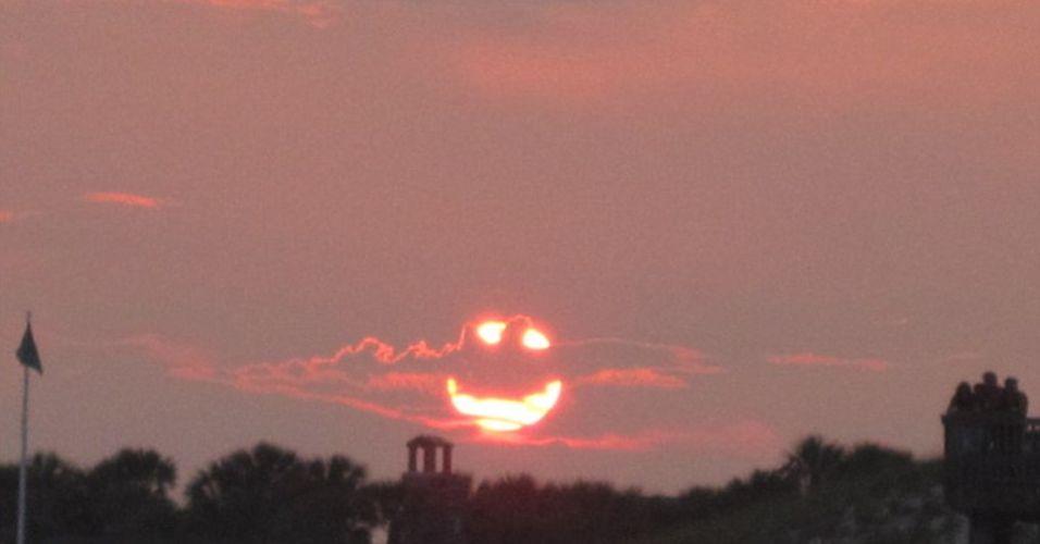 Sol sorri