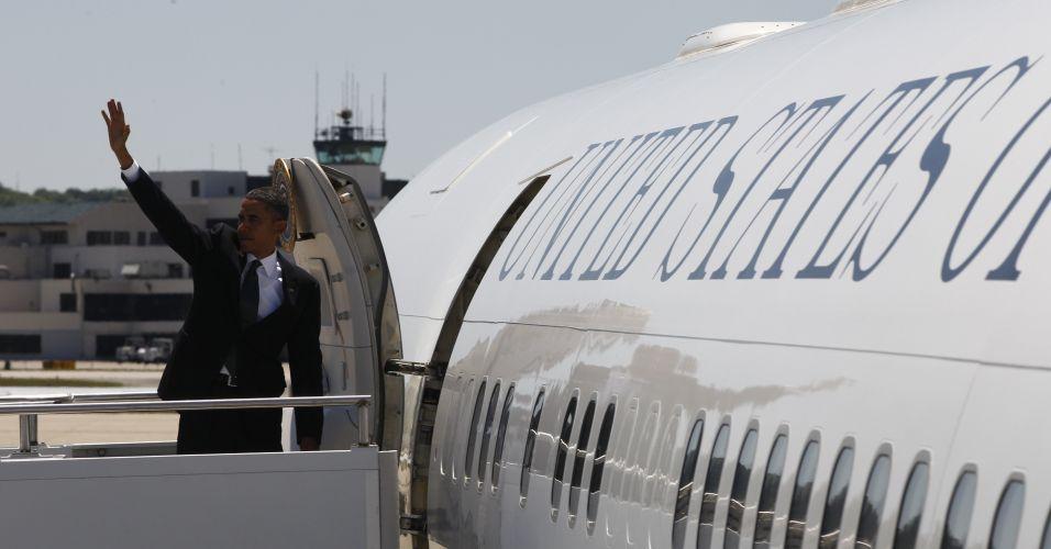 Obama nos EUA