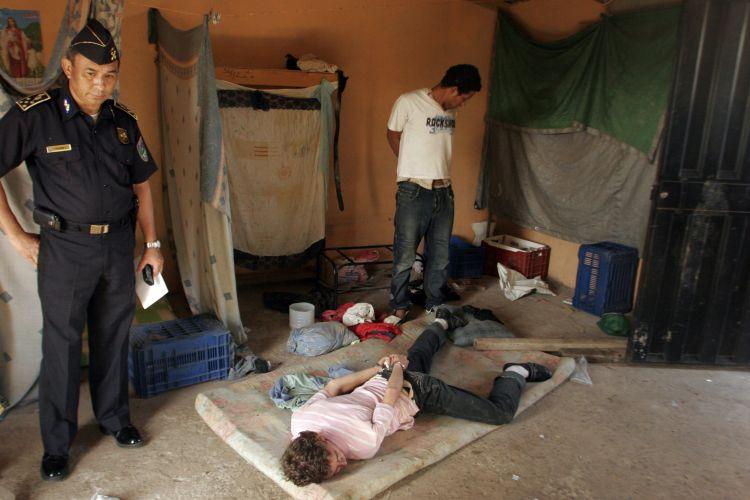 Sequestro em Honduras
