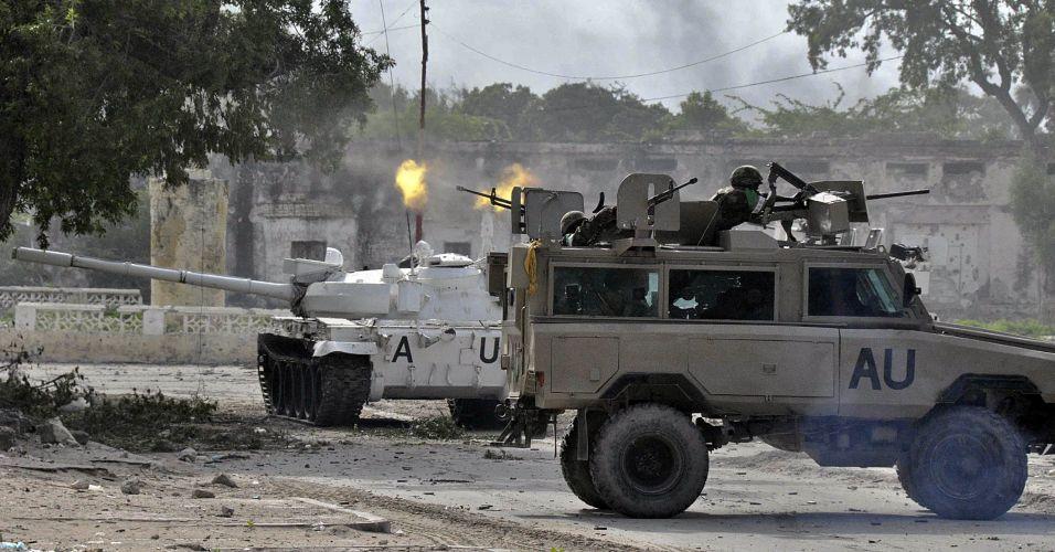 Confronto na Somália