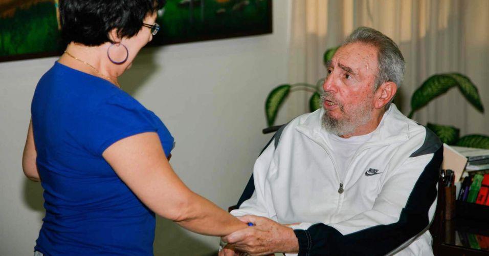 Fidel Castro em público