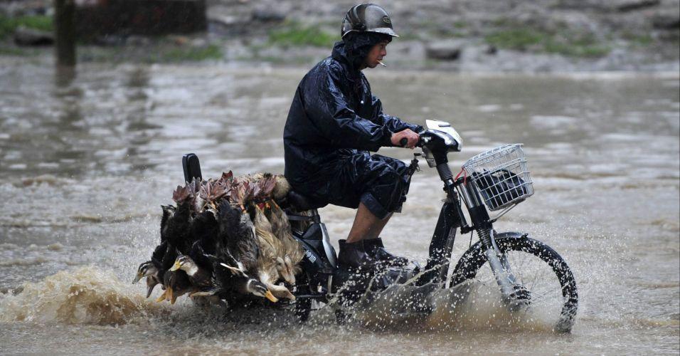 Chuva na China