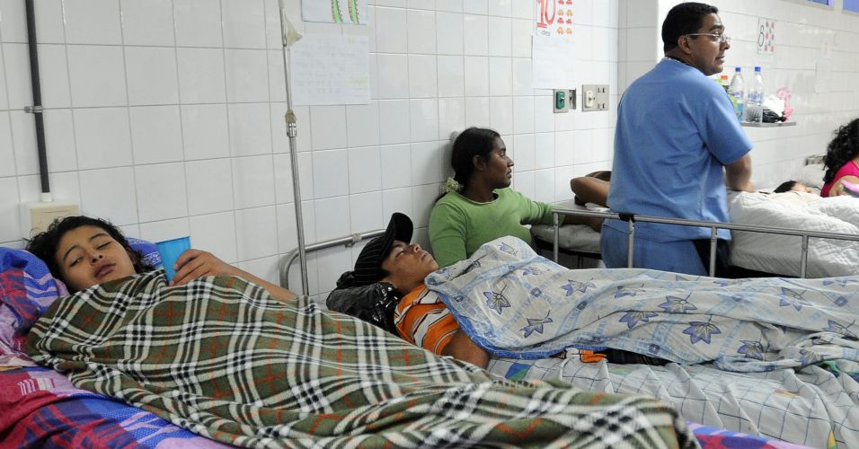 Dengue em Honduras