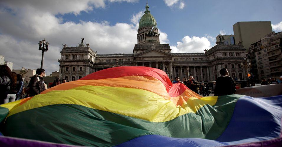 Casamento gay na Argentina