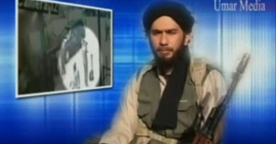 Suposto terrorista gravou vídeo