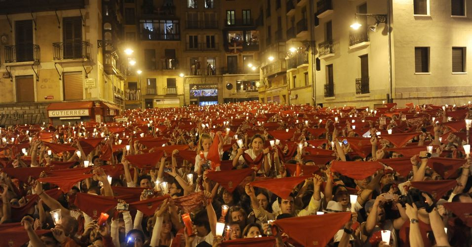 Fim do Festival de São Firmino