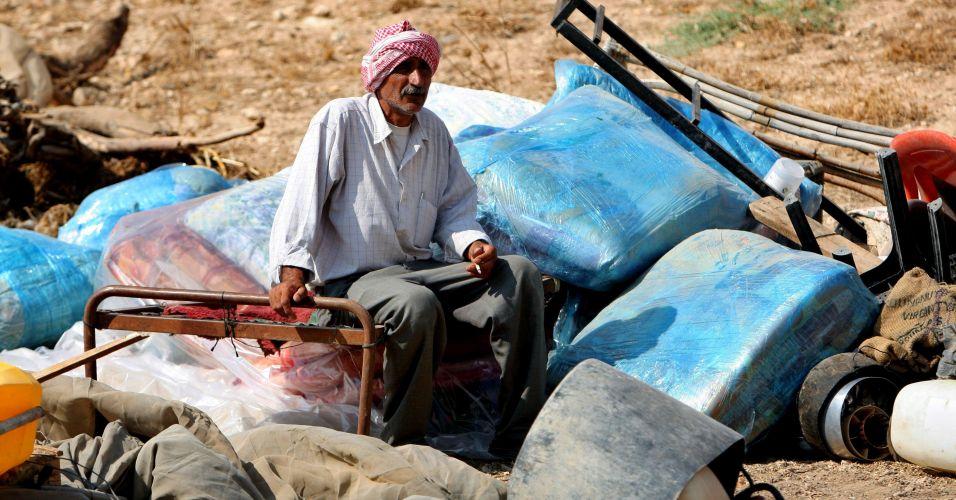 Demolição na Cisjordânia