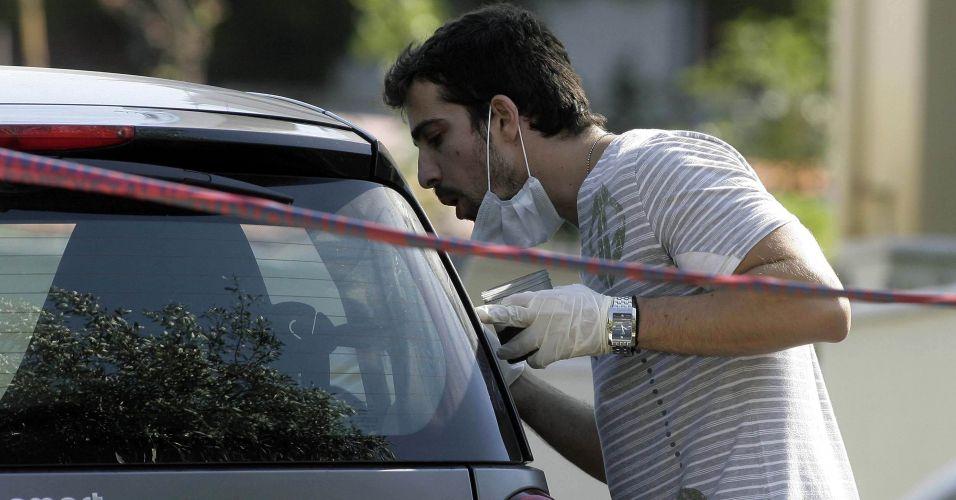 Assassinato em Atenas