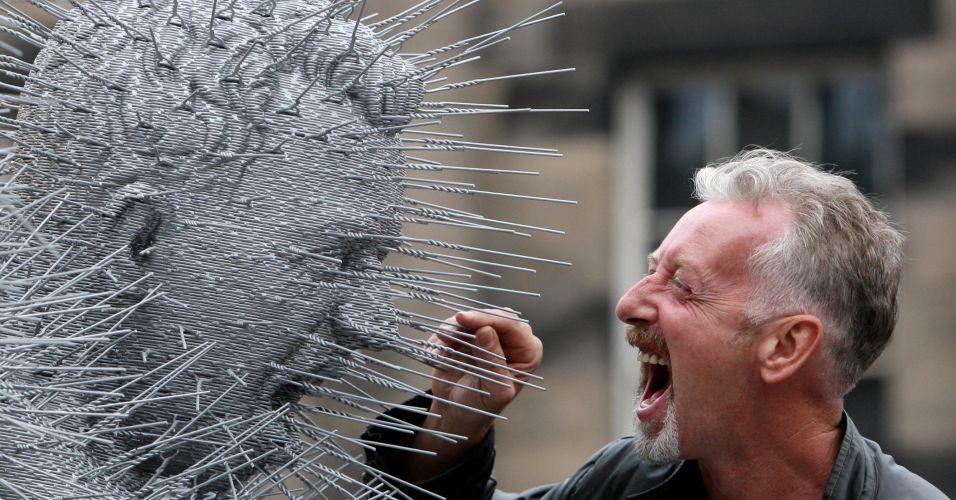 Escultura na Escócia