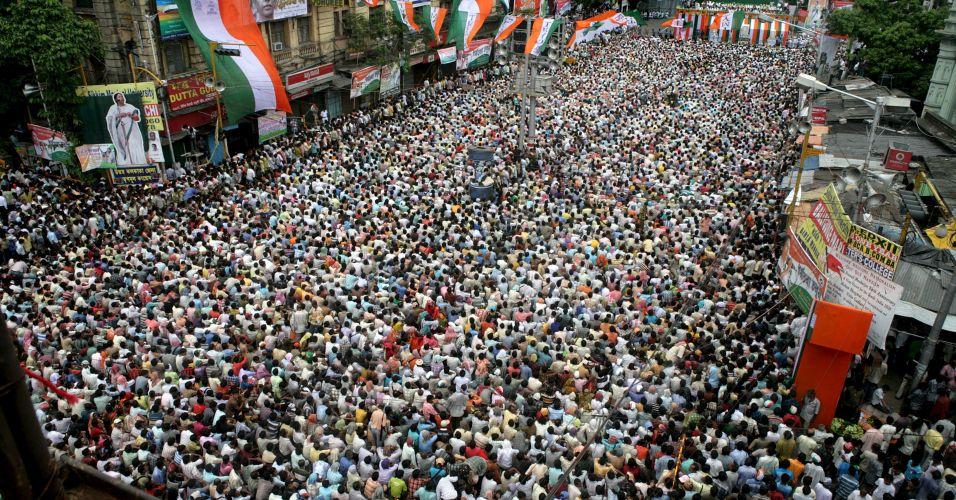 Evento na Índia
