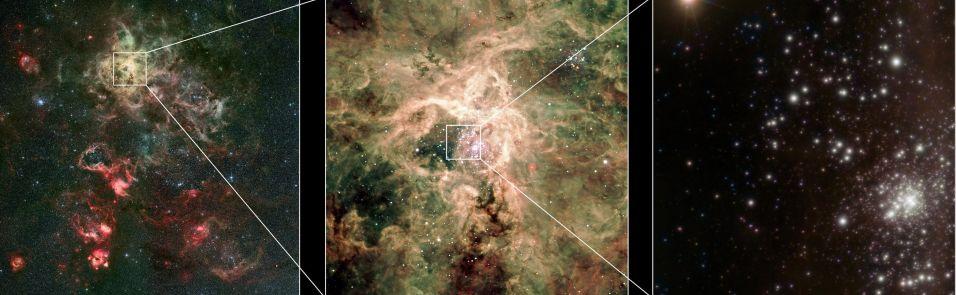 Estrela descoberta