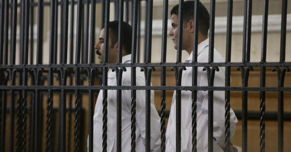 Abuso de poder no Egito