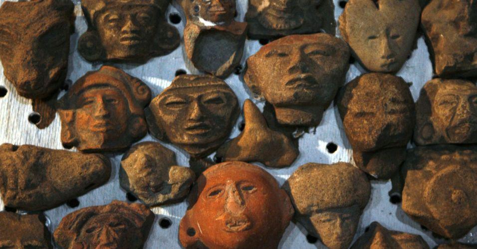 Relíquias no México