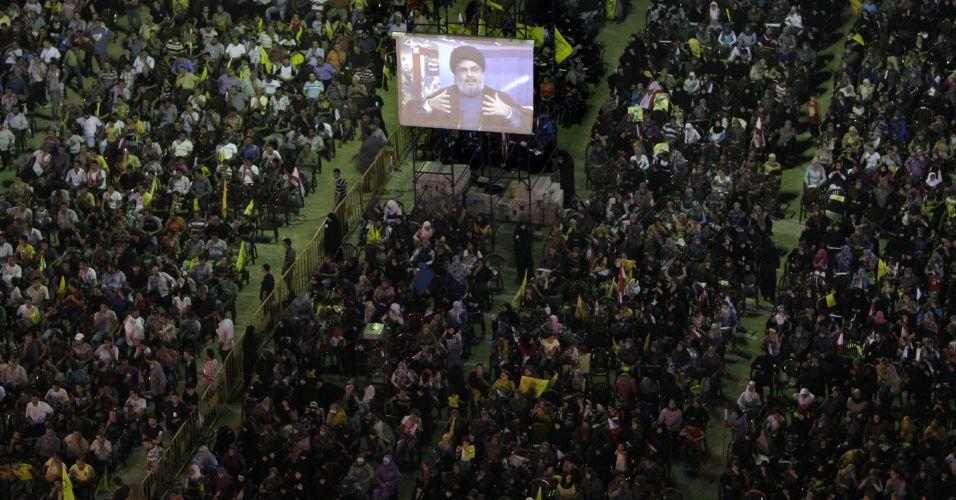 Evento no Líbano