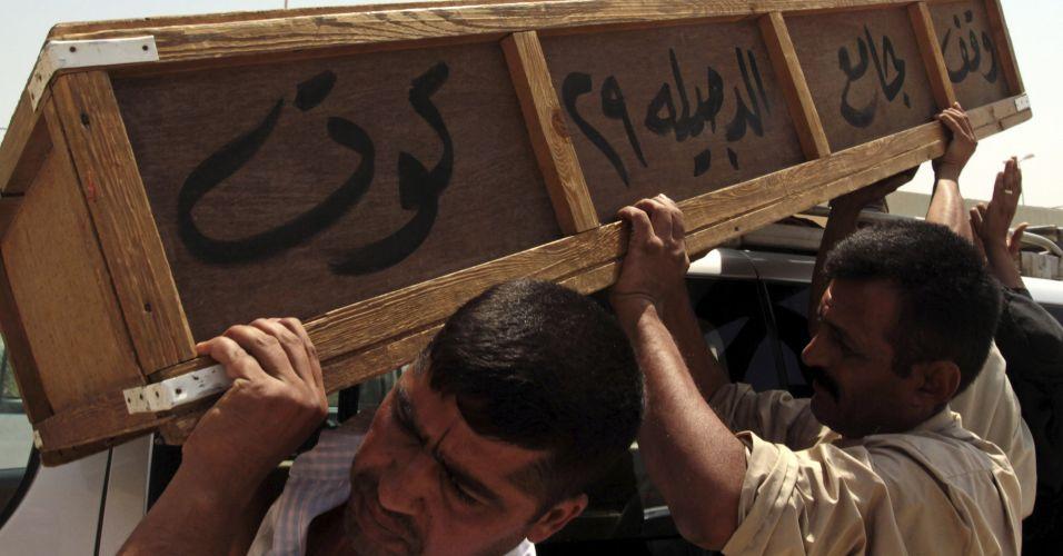 Ataques no Iraque