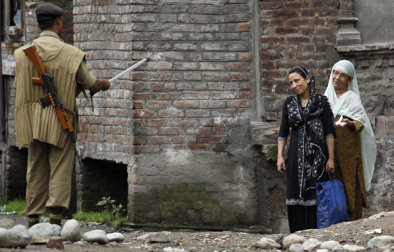 Tensão na Caxemira