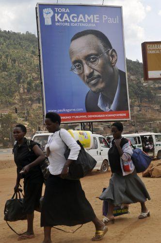Eleições em Ruanda