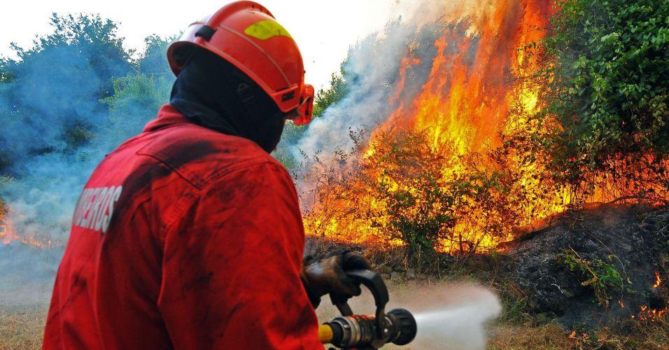 Fogo em Portugal