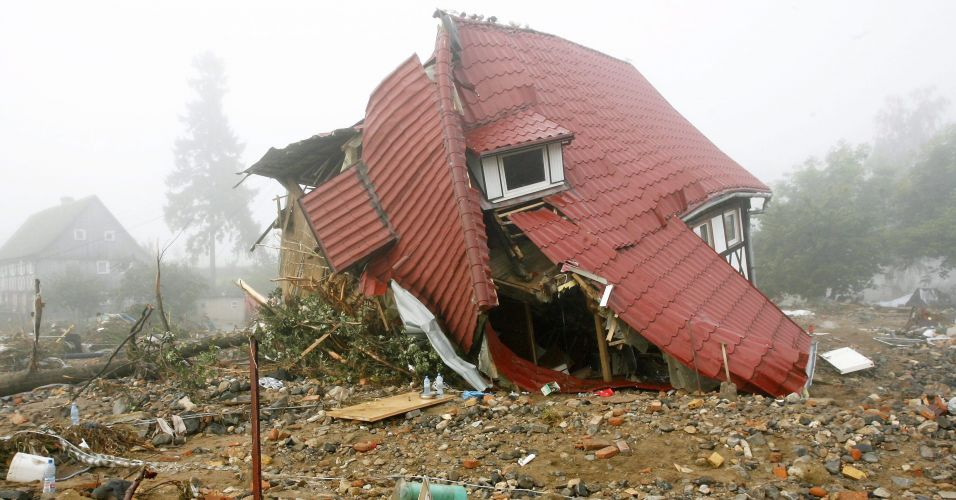 Destruição na Polônia