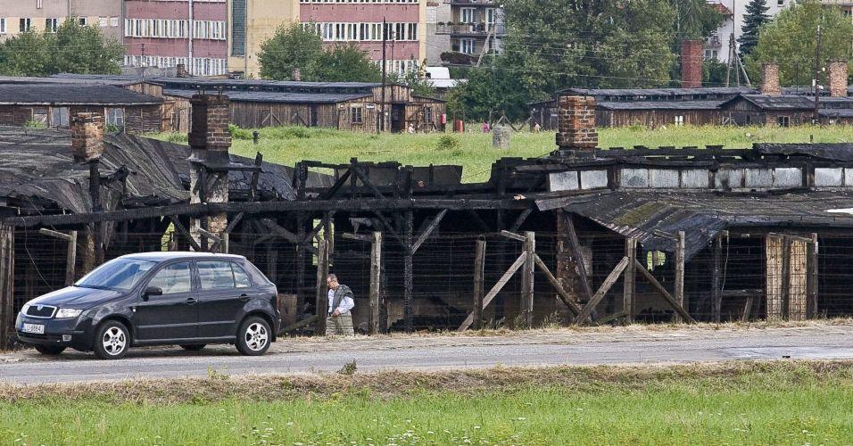 Incêndio na Polônia