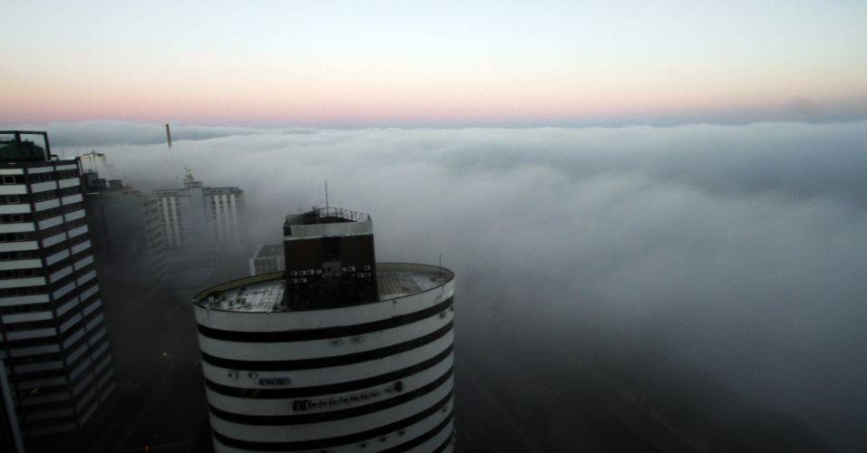 Neblina no RS