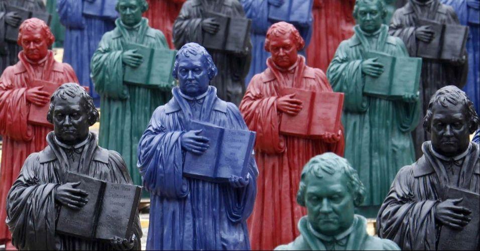 Estátuas na Alemanha