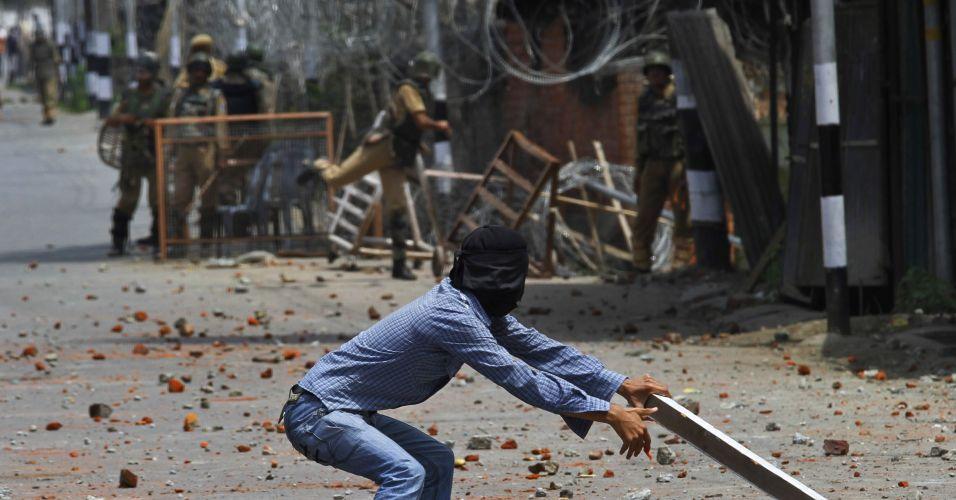 Conflitos na Caxemira