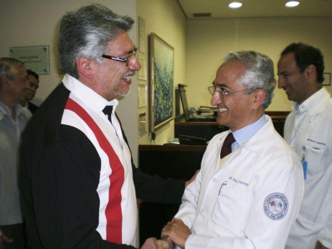 Lugo em hospital