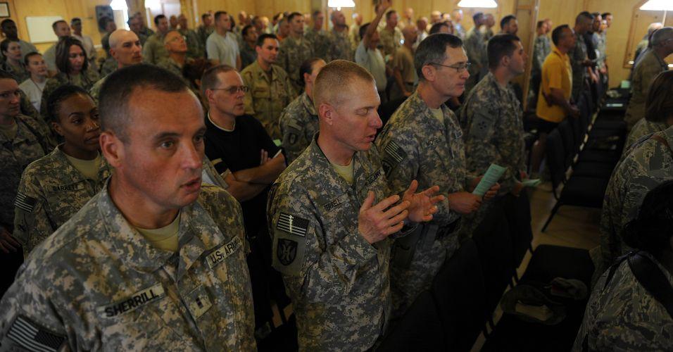 Oração no Afeganistão
