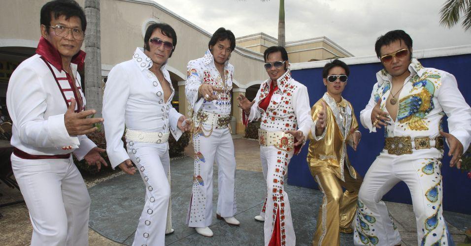 Homenagem a Elvis Presley