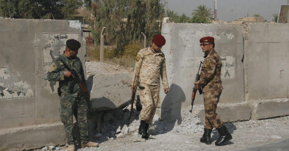 Violência no Iraque