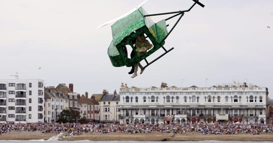 Competição aérea no Reino Unido
